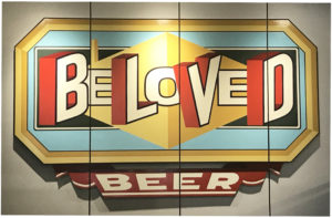 Boulevard Beer Hall Signs