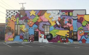 Crossroad Murals