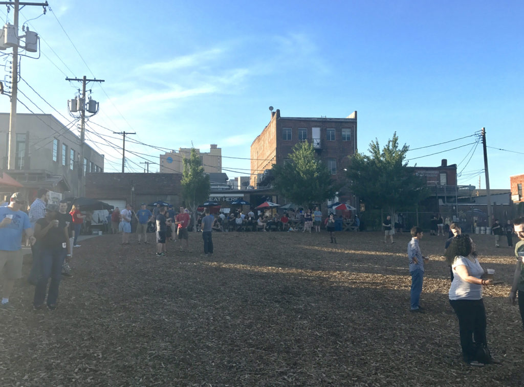 Crossroadskc Is One Of The Best Outdoor Concert Venues In