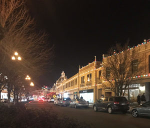 Country Club Plaza Lights
