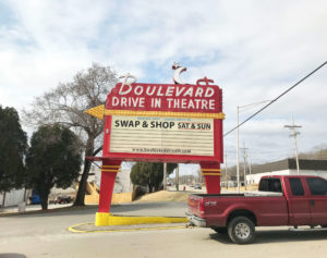 Boulevard Drive-In Theater