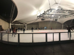Crown Center Ice Skating